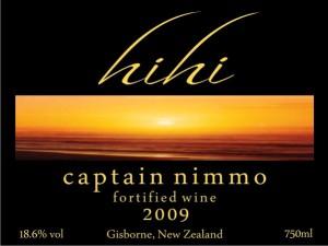 captain nimmo 2009