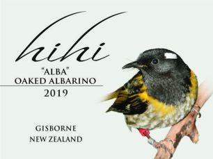 alba oaked albarino 19